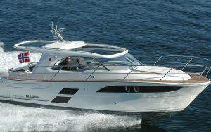 1a. Marex 310 Sun Cruiser